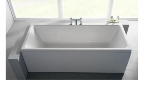 Carron Quantum Duo 1800 x 800mm Double Ended Bath